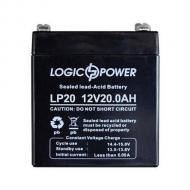 Аккумуляторная батарея LogicPower 12V 26AH