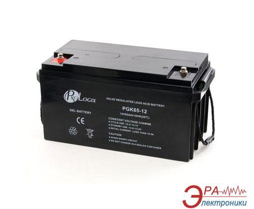 Аккумуляторная батарея PrologiX PGK65-12
