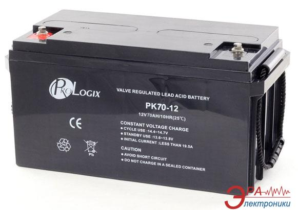 Аккумуляторная батарея PrologiX PK70-12