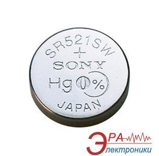 Батарейка Sony 379 (SR521SWN-PB)