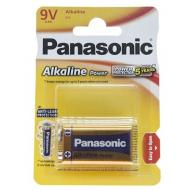 Батарейка Panasonic ALKALINE POWER 6LR61 BLI 1 (6LR61REB/1BP)