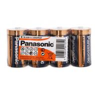 Батарейка Panasonic ALKALINE POWER D Shrink 4 (LR20REB/4P)