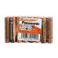 Батарейка Panasonic ALKALINE POWER AAA Shrink 8 (LR03REB/8P)