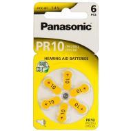 Батарейка Panasonic PR-230 BLI 6 (PR-230/6LB)