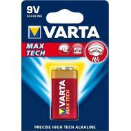 Батарейка VARTA MAX TECH LR61 BLI 1 ALKALINE (04722101401)