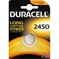 Батарейка Duracell DL 2450 (81575102)