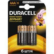 Батарейка Duracell MN2400 (LR03) (81483511)