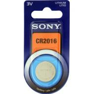 Батарейка Sony СR2016 Lithium (CR2016BEA)