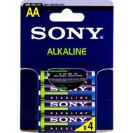 Батарейка Sony LR 6 Alkaline (AM3LB4D)