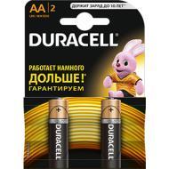 Батарейка Duracell LR06 MN1500 AA*2 (81545393)