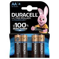 Батарейка Duracell LR06 MN1500 KPD 04*20 Ultra уп. 1x4 шт. AA (5004805)