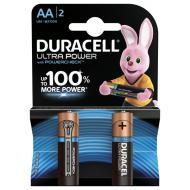 Батарейка Duracell LR06 MN1500 KPD 02*20 Ultra уп. 1x2 шт. AA (5004803)