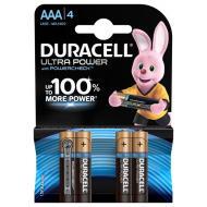 Батарейка Duracell LR03 MN2400 KPD 04*10 Ultra уп. 1x4 шт. AAA (5004806)
