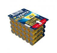 Батарейка VARTA LONGLIFE AA BOX 24 ALKALINE (04106301124)