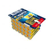 Батарейка VARTA LONGLIFE AAA BOX 24 ALKALINE (04103301124)