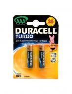 ��������� Duracell TURBO AAA MN2400 LR03 BLI 2 (81417112)