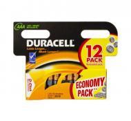 Батарейка Duracell AAA MN2400 LR03 BLI 12 (81417119)