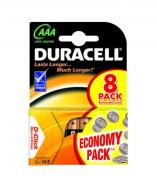 Батарейка Duracell AAA MN2400 LR03 BLI 8 (81417099)