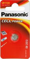 Батарейка Panasonic SR 1130 BLI 1 (SR-1130EL/1B)