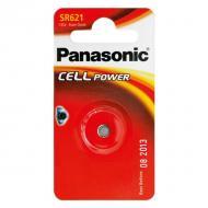 Батарейка Panasonic SR 621 BLI 1 (SR-621EL/1B)