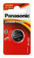 Батарейка Panasonic CR 2354 BLI 1 LITHIUM (CR-2354EL/1B)
