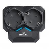 Автоматический регулятор нагрузки REAL-EL AR-01 Black (EL122300005)