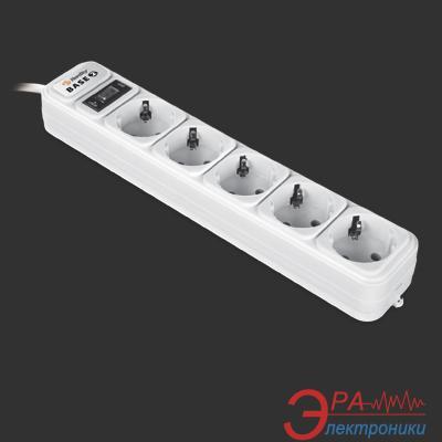 Сетевой фильтр Hardity PS-Base 2m gray
