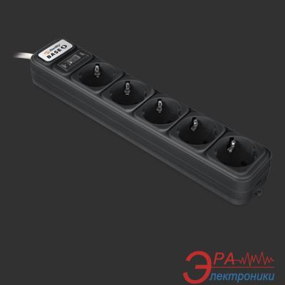 Сетевой фильтр Hardity PS-Base 3M Black