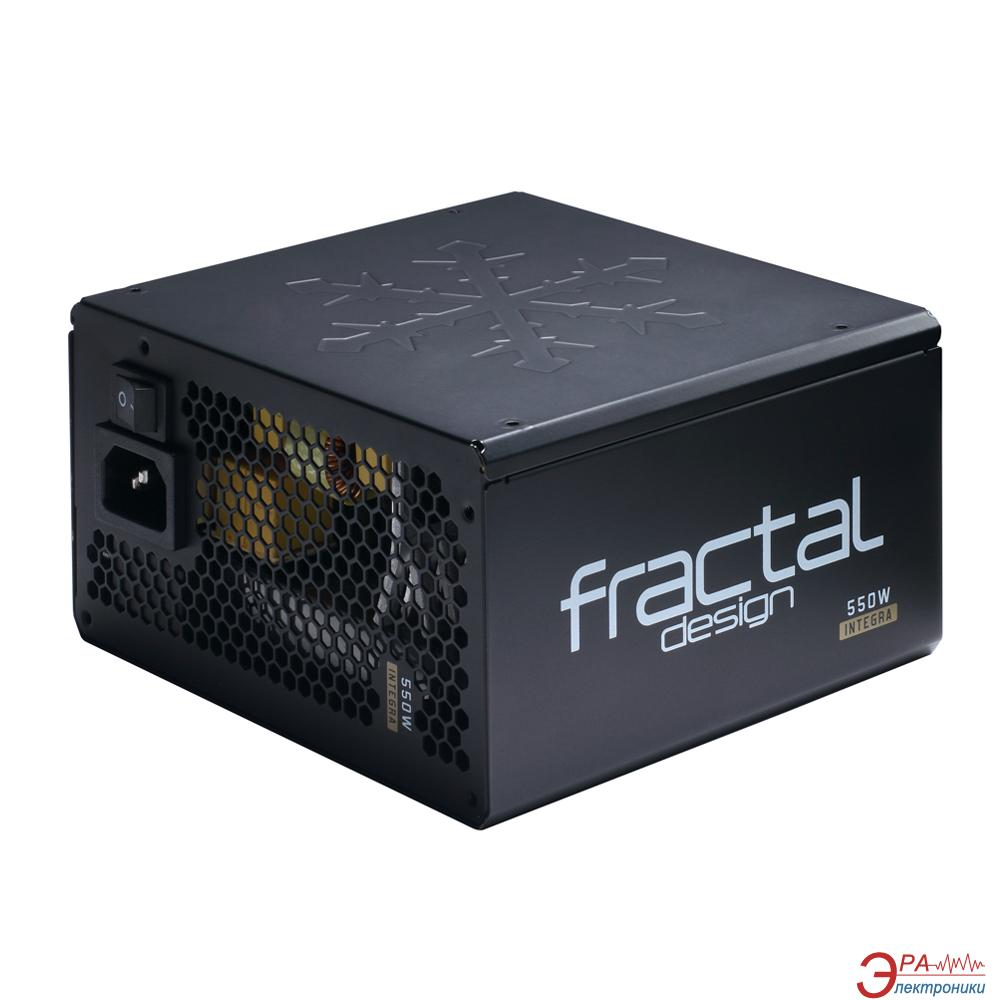 Блок питания Fractal Design Integra M 550W (FD-PSU-IN3B-550W-EU)