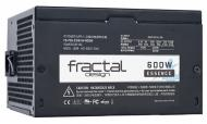 Блок питания Fractal Design Retail Essence Black 600W (FD-PSU-ES1B-HV-600W-EU)
