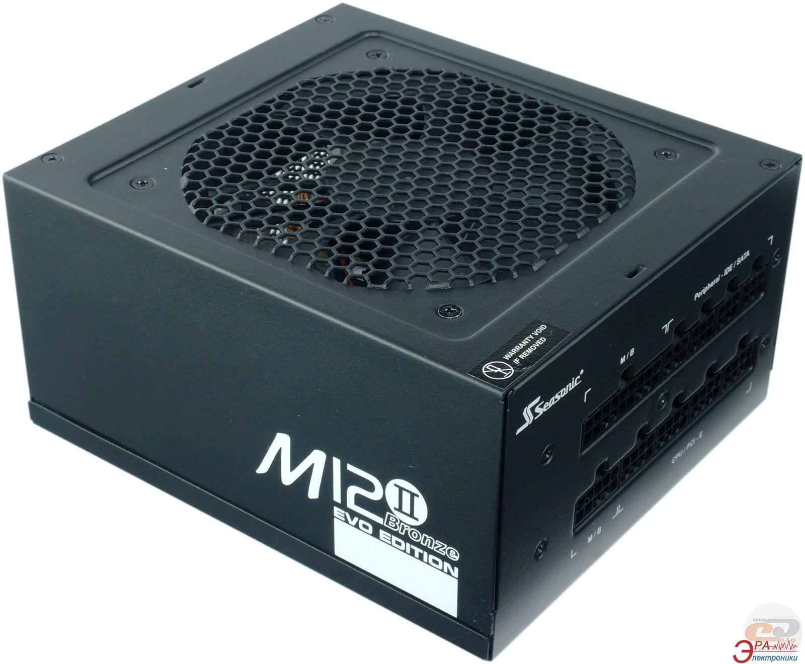 Блок питания Seasonic M12II-850 EVO (SS-850AM2)
