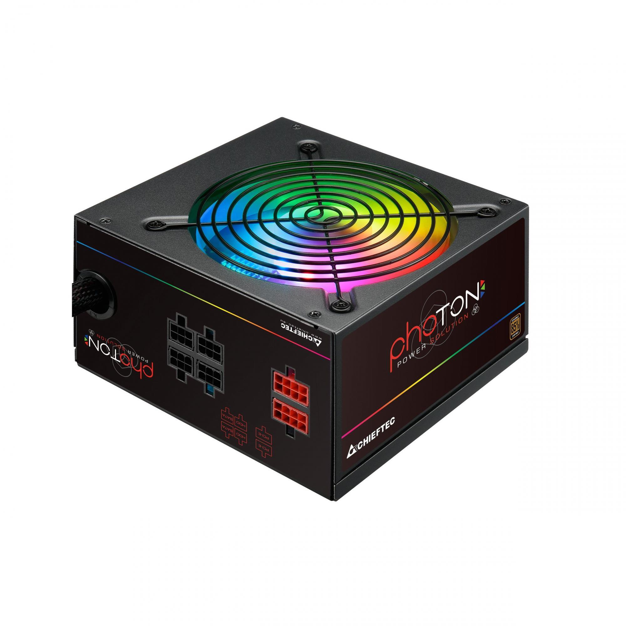 Блок питания Chieftec Photon (CTG-650C-RGB)