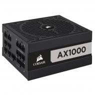 Блок питания Corsair AX1000 Titanium Black (CP-9020152-EU)