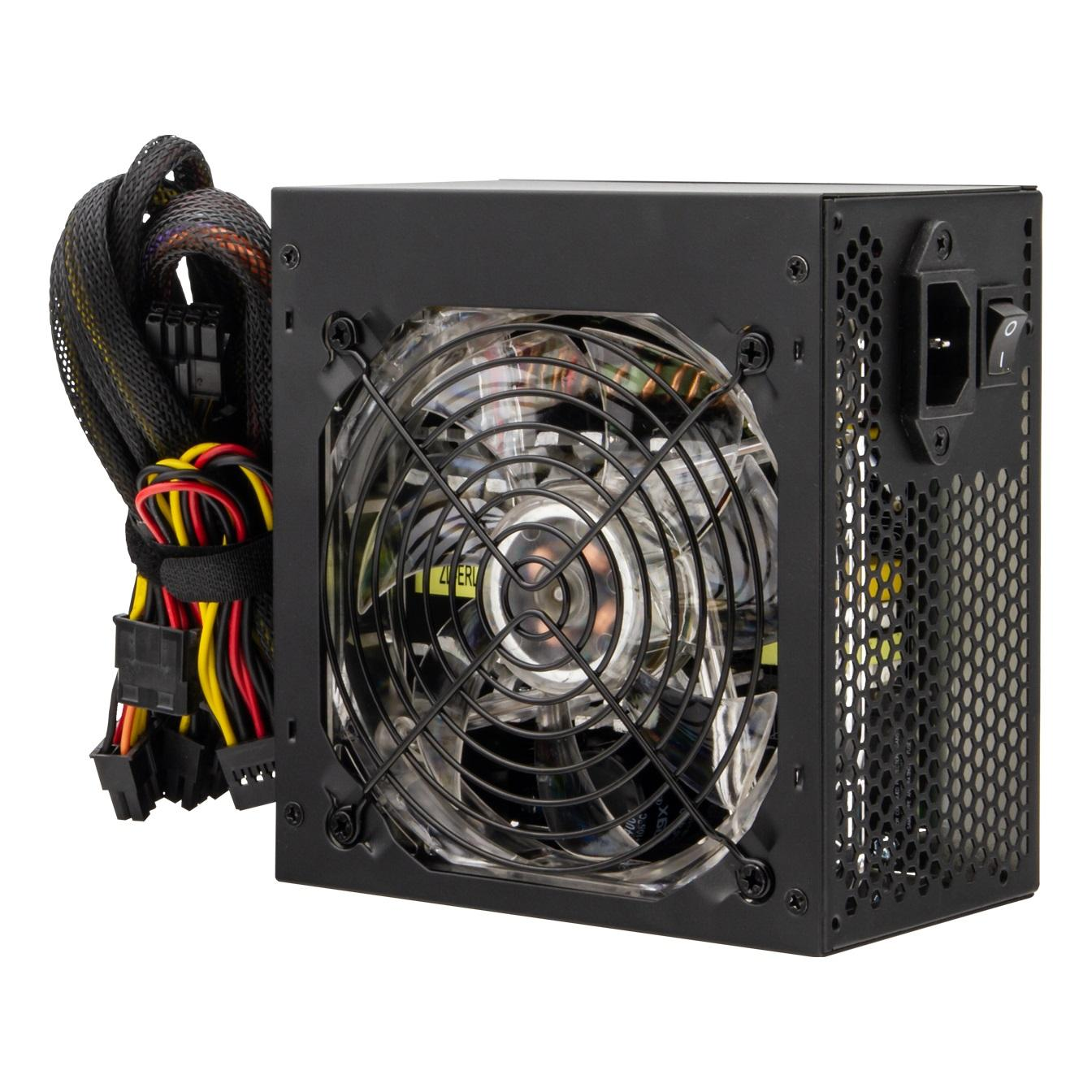 Блок питания LogicPower ATX-600W (LP10721)