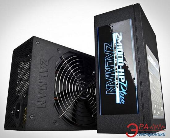 Блок питания Zalman ZM1000-HP Plus