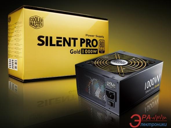 Блок питания CoolerMaster Silent Pro Gold 1000W (RSA00-80GAD3-EU)