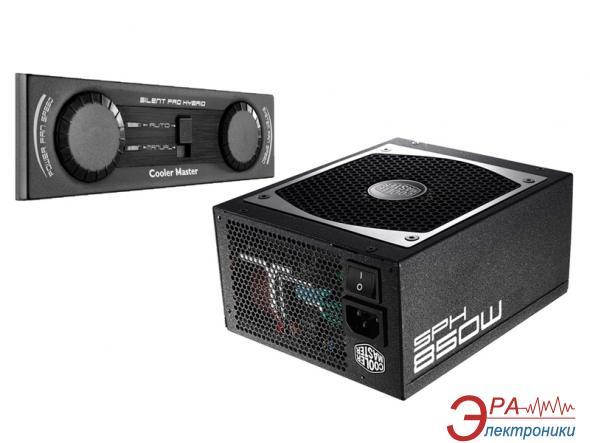Блок питания CoolerMaster Silent Pro Hybrid 850W (RS850-SPHAD3-EU) (RS-850-SPHA-D3)
