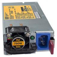 Блок питания для сервера HP 750W CS GoldHt Plg Pwr Supply Kit (512327-B21)