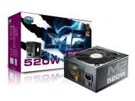 Блок питания CoolerMaster Silent Pro M2 520W (RS520-SPM2E3-EU) (RS-520-SPM2)