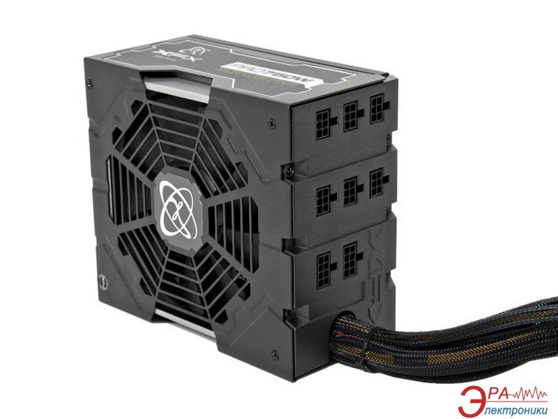 Блок питания XFX XXX Edition 750Вт_ 80+ SILVER_ modular_ single rail_ RETAIL (P1-750B-NLG9)