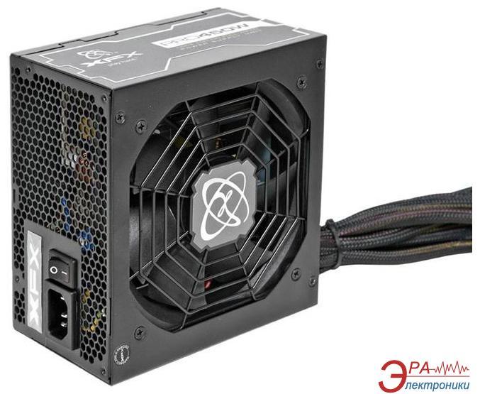 Блок питания XFX Core Edition 450Вт_ 80+ BRONZE_ single rail_ RETAIL (P1-450S-X2B9)