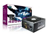 Блок питания CoolerMaster Silent Pro M2 420W (RS420-SPM2E3-EU)