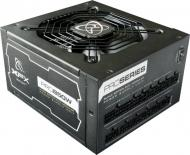Блок питания XFX Black Edition 850Вт_80+ GOLD_ Hybrid fan_full modular_single rail_RETAIL (P1-850B-BEFX)