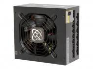 Блок питания XFX Black Edition 650Вт_80+ GOLD_ Hybrid fan_full modular_single rail_RETAIL (P1-650B-BEFX)
