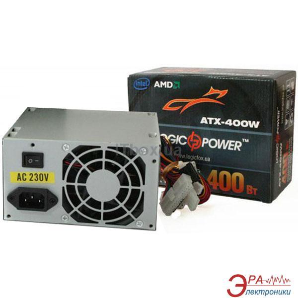 Блок питания LogicPower ATX-400W-80