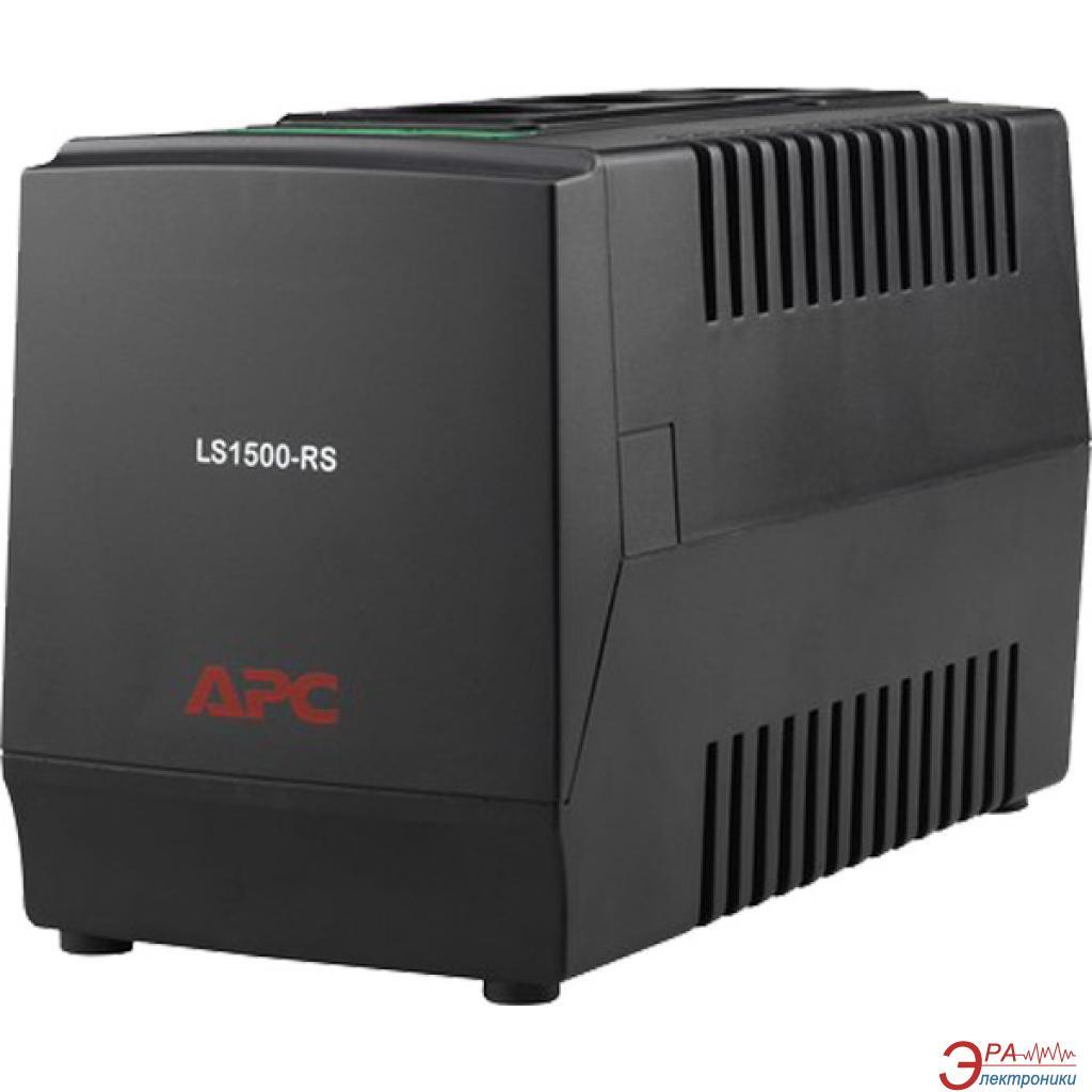 Стабилизатор APC Line-R 1500VA Schuko (LS1500-RS)
