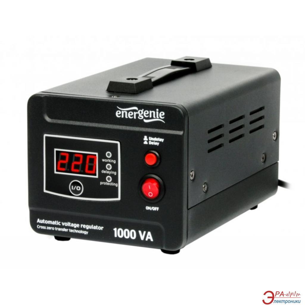Стабилизатор EnerGenie EG-AVR-D1000-01