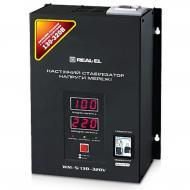 Стабилизатор REAL-EL WM-5/130-320V