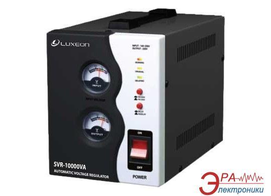 Стабилизатор LUXEON SVR-10000 Black