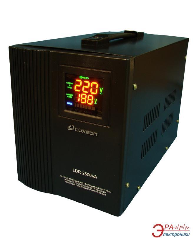 Стабилизатор LUXEON LDR-2500 Black
